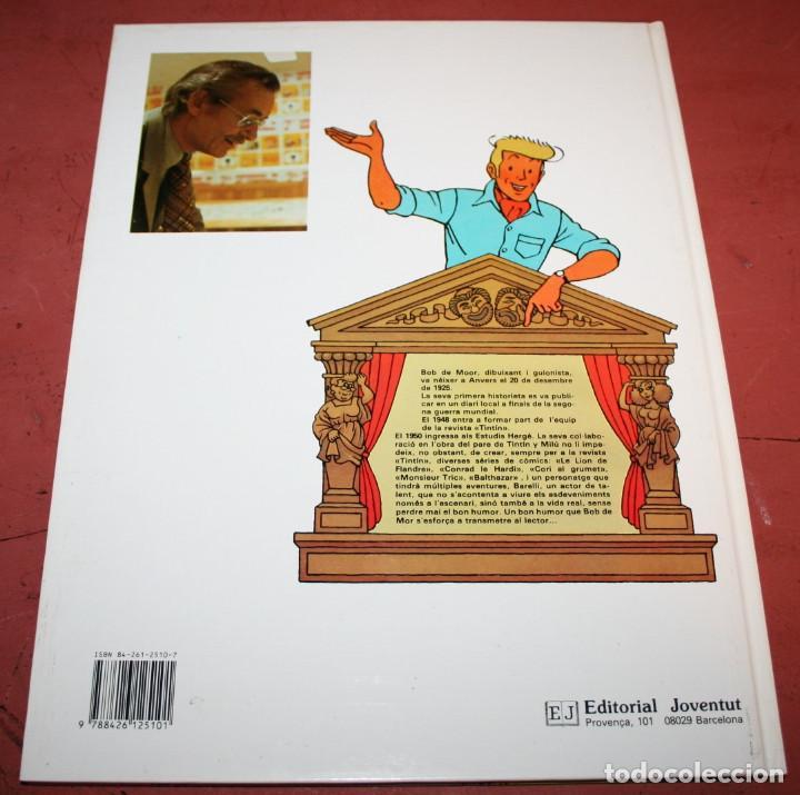 Cómics: BARELLI A NUSA PENIDA VOLUM 1: LILLA DEL BRUIXOT - BOB DE MOOR - JOVENTUT - 1990 - EN CATALÁN - Foto 4 - 214863547