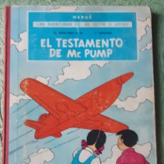 Cómics: TEBEOS-COMICS GOYO - JO ZETTE Y JOCKO 1 - EL TESTAMENTO DE MR. PUMP - PRIMERA EDICIÓN-RARÍSIMO- CC99. Lote 215199401