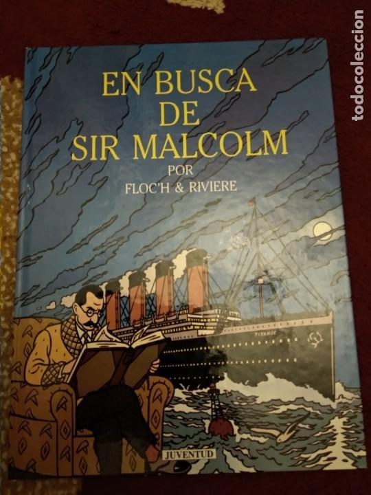 TITANIC EN BUSCA DE SIR MALCOM (Tebeos y Comics - Juventud - Otros)