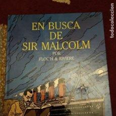 Cómics: TITANIC EN BUSCA DE SIR MALCOM. Lote 215675183
