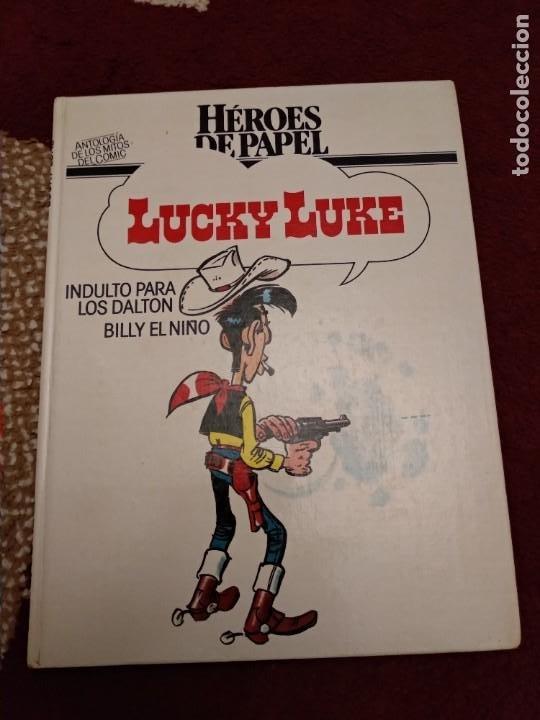LUCKY LUKE TOMO DOBLE (Tebeos y Comics - Juventud - Otros)