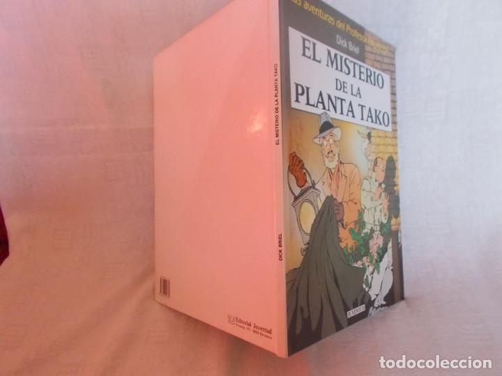 Cómics: LAS AVENTURAS DEL PROFESOR PALMERA El misterio de la planta tako - Foto 2 - 216373973