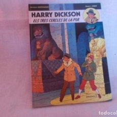 Cómics: HARRY DICKSON Nº 3 ELS TRES CERCLES DE LA POR. Lote 216394182