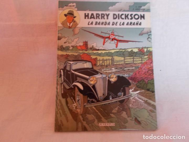 HARRY DICKSON Nº 1 LA BANDA DE LA ARAÑA (Tebeos y Comics - Juventud - Otros)