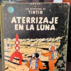 Cómics: TINTIN ATERRIZAJE EN LA LUNA , HERGÉ ED. JUVENTUD 5ª EDICION 1970. Lote 216586632