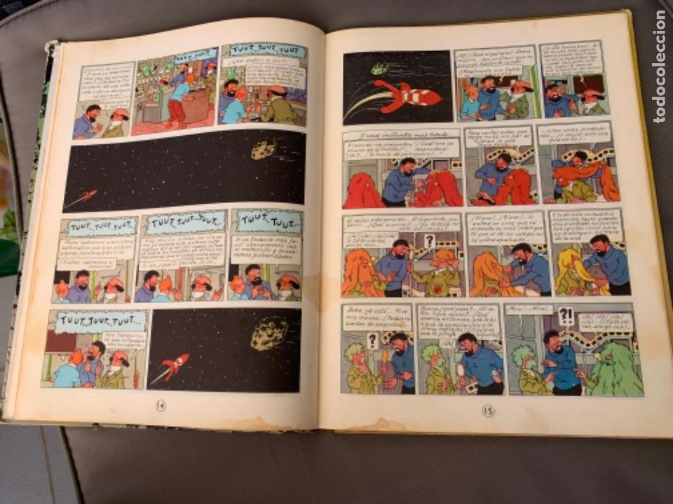 Cómics: TINTIN ATERRIZAJE EN LA LUNA , HERGÉ ED. JUVENTUD 5ª EDICION 1970 - Foto 4 - 216586632