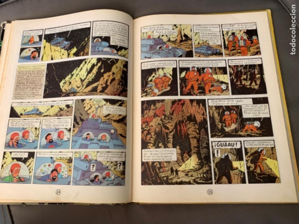 Cómics: TINTIN ATERRIZAJE EN LA LUNA , HERGÉ ED. JUVENTUD 5ª EDICION 1970 - Foto 5 - 216586632