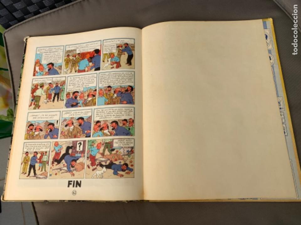 Cómics: TINTIN ATERRIZAJE EN LA LUNA , HERGÉ ED. JUVENTUD 5ª EDICION 1970 - Foto 6 - 216586632