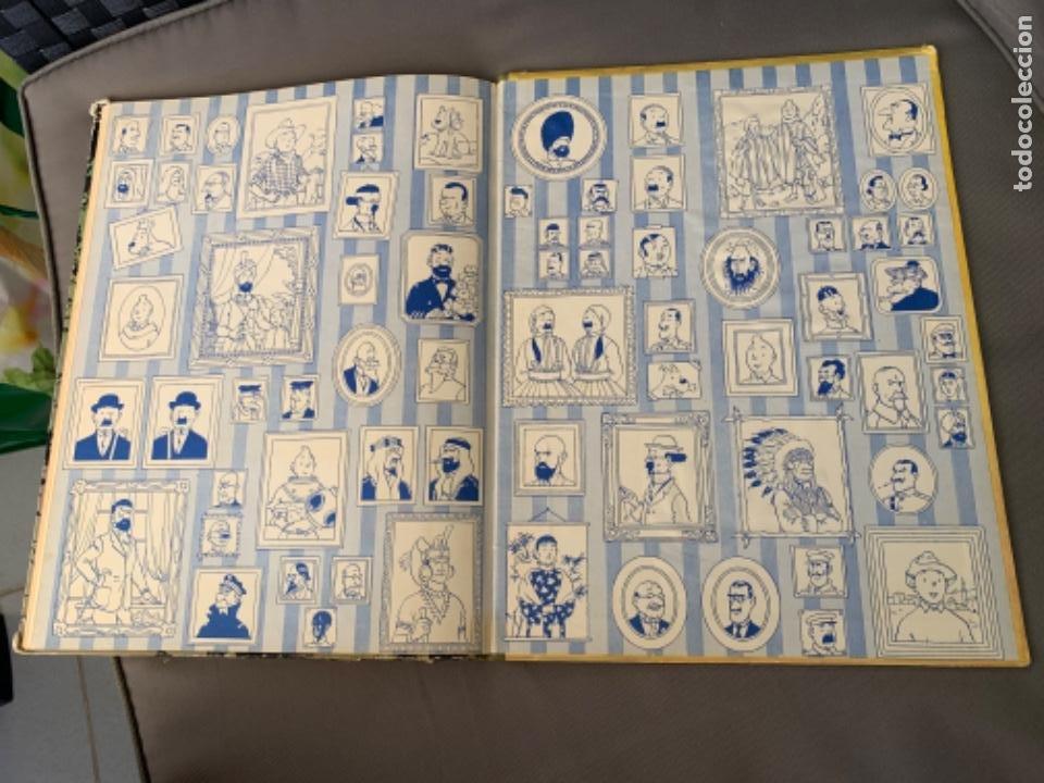 Cómics: TINTIN ATERRIZAJE EN LA LUNA , HERGÉ ED. JUVENTUD 5ª EDICION 1970 - Foto 7 - 216586632