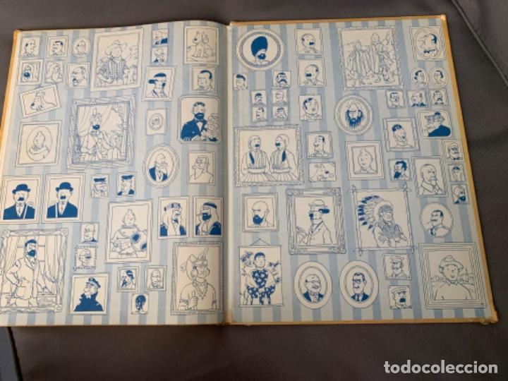Cómics: TINTIN EL SECRET DE L´UNICORN , HERGÉ ED. JUVENTUD 3ª EDICION 1977 EN CATALAN - Foto 6 - 216592565