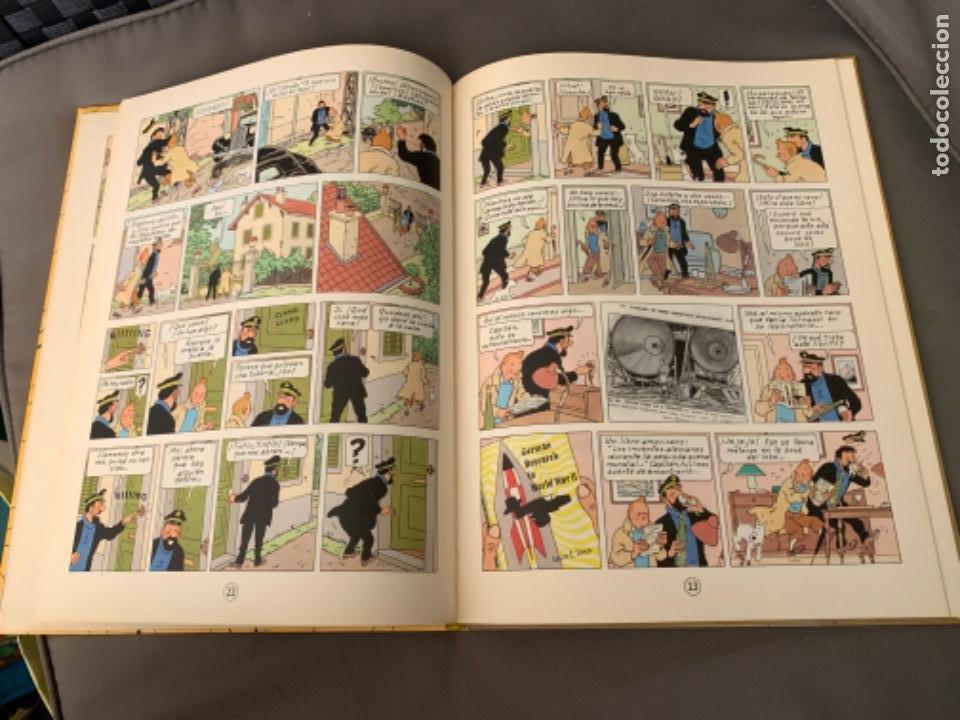 Cómics: TINTIN EL ASUNTO TORNASOL, HERGÉ ED. JUVENTUD EDICION 1983 - Foto 3 - 216608933