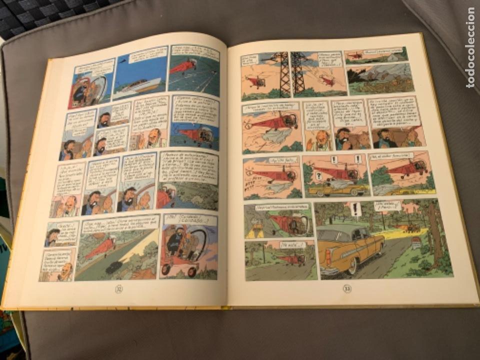 Cómics: TINTIN EL ASUNTO TORNASOL, HERGÉ ED. JUVENTUD EDICION 1983 - Foto 4 - 216608933