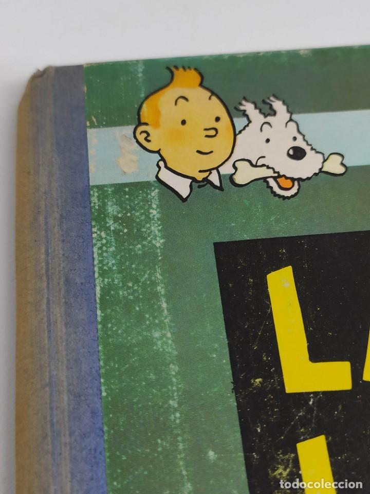 Cómics: TINTIN. LAS JOYAS DE LA CASTAFIORE. PRIMERA edicion 1964. lomo de tela. - Foto 11 - 216904430