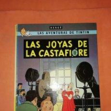 Cómics: TINTIN. LAS AVENTURAS DE TINTIN. LAS JOYAS DE LA CASTAFIORE. JUVENTUD. UNDECIMA EDICION 1988. Lote 217079316