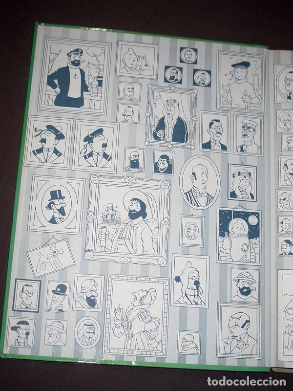 Cómics: LAS AVENTURAS DE TINTIN: LAS 7 BOLAS DE CRISTAL. HERGE. EDITORIAL JUVENTUD, 9ª EDICIÓN, 1985 - Foto 2 - 217368210
