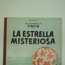 Cómics: LAS AVENTURAS DE TINTIN LA ESTRELLA MISTERIOSA 2ª EDICIÓN .. Lote 217784025