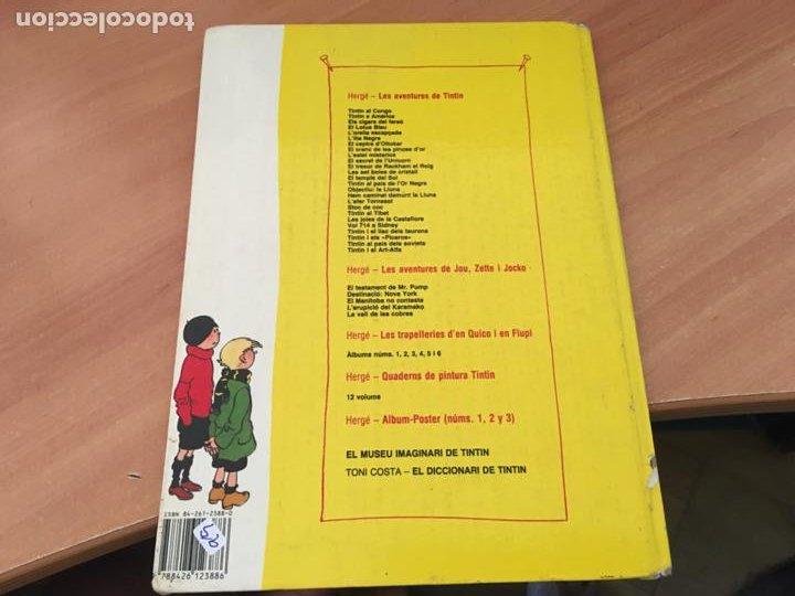 Cómics: LES TRAPELLERIES DEN QUIQUE I FLUPI HERGE ALBUM Nº 2 CATALAN (JUVENTUD) (COIB138) - Foto 5 - 217859667