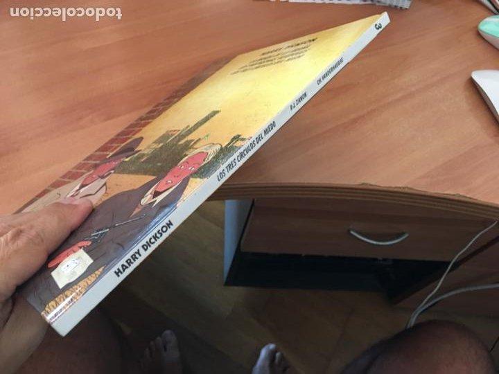 Cómics: HARRY DICKSON Nº 3 LOS TRES CIRCULOS DE MIEDO (JUVENTUD) (COIB138) - Foto 2 - 217859847