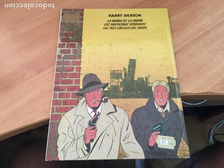 Cómics: HARRY DICKSON Nº 3 LOS TRES CIRCULOS DE MIEDO (JUVENTUD) (COIB138) - Foto 3 - 217859847