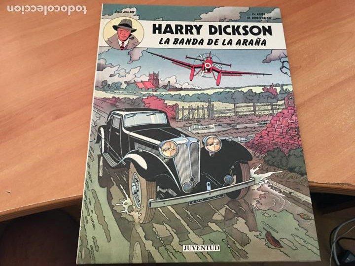 HARRY DICKSON Nº 1 LA BANDA DE LA ARAÑA (JUVENTUD) (COIB138) (Tebeos y Comics - Juventud - Otros)