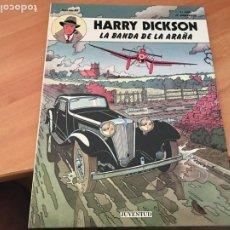 Cómics: HARRY DICKSON Nº 1 LA BANDA DE LA ARAÑA (JUVENTUD) (COIB138). Lote 217860056