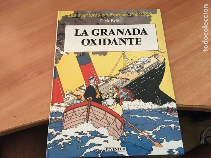 LAS AVENTURAS DEL PROFESOR PALMERA. LA GRANADA OXIDANTE (JUVENTUD) (COIB138) (Tebeos y Comics - Juventud - Otros)