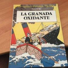 Cómics: LAS AVENTURAS DEL PROFESOR PALMERA. LA GRANADA OXIDANTE (JUVENTUD) (COIB138). Lote 217861038