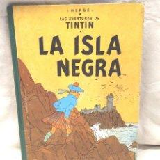 Cómics: LA ISLA NEGRA AÑO 1961 PRIMERA EDICIÓN EDITORIAL JUVENTUD. Lote 218283273