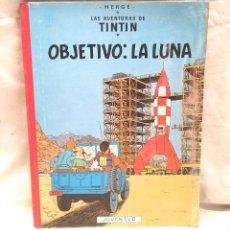 Cómics: OBJETIVO LA LUNA AÑO 58 1ERA EDICIÓN EDITORIAL JUVENTUD. Lote 218283635