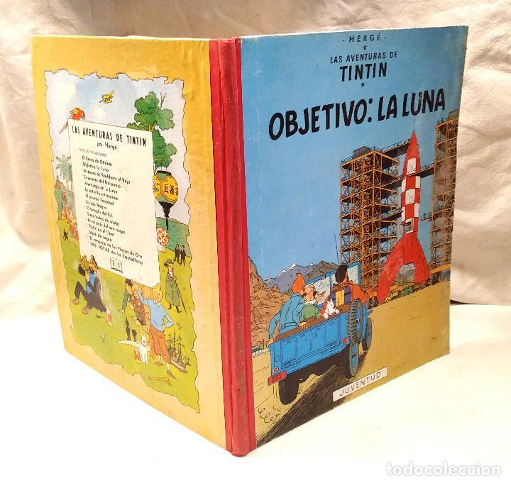 Cómics: Objetivo La Luna año 58 1era Edición Editorial Juventud - Foto 3 - 218283635