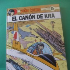 Fumetti: YOKO TSUNO Nº 15 EL CAÑON DE KRA EDITORIAL JUBENTUD 1985. Lote 219160442