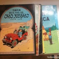 Cómics: LOTE DE TEBEOS DE TINTÍN. Lote 219316601