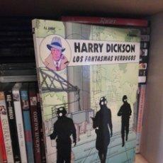 Cómics: HARRY DICKSON LOS FANTASMAS VERDUGOS TOMO JUVENTUD. Lote 219360836