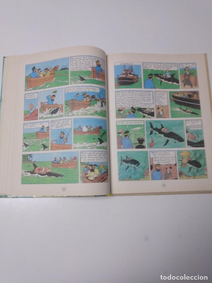 Cómics: Tintín El Tresor de Rackham el Rojo Tapa Dura Editorial Joventut Setena Edición 1984 - Foto 6 - 219647806