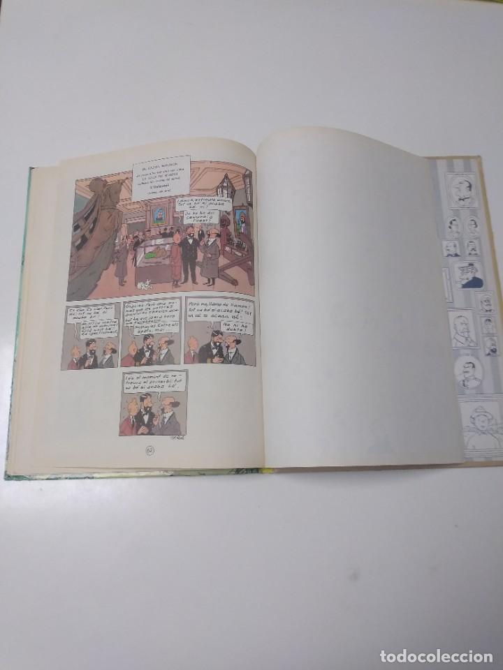 Cómics: Tintín El Tresor de Rackham el Rojo Tapa Dura Editorial Joventut Setena Edición 1984 - Foto 7 - 219647806