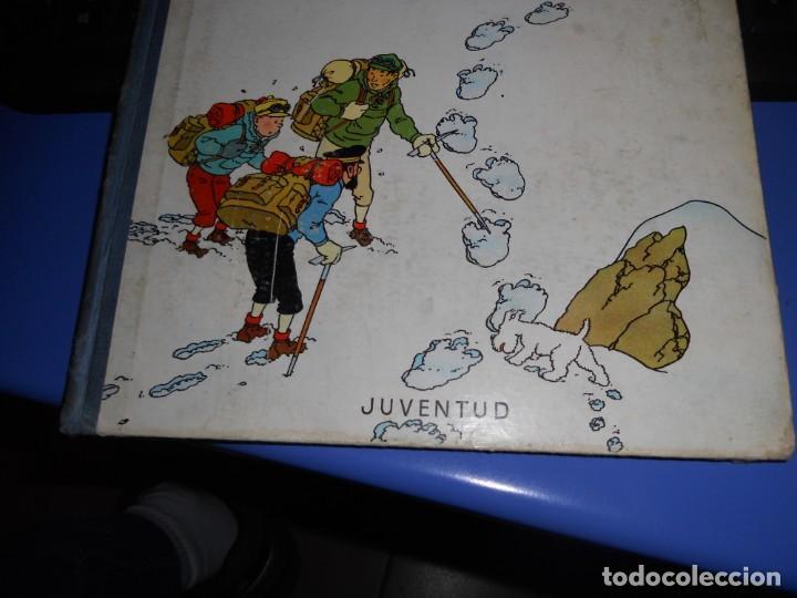 Cómics: tintin en el tibet edicion 1965 buen estado - Foto 3 - 219647998