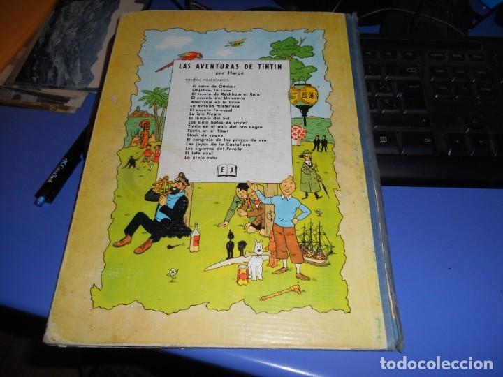 Cómics: tintin en el tibet edicion 1965 buen estado - Foto 5 - 219647998