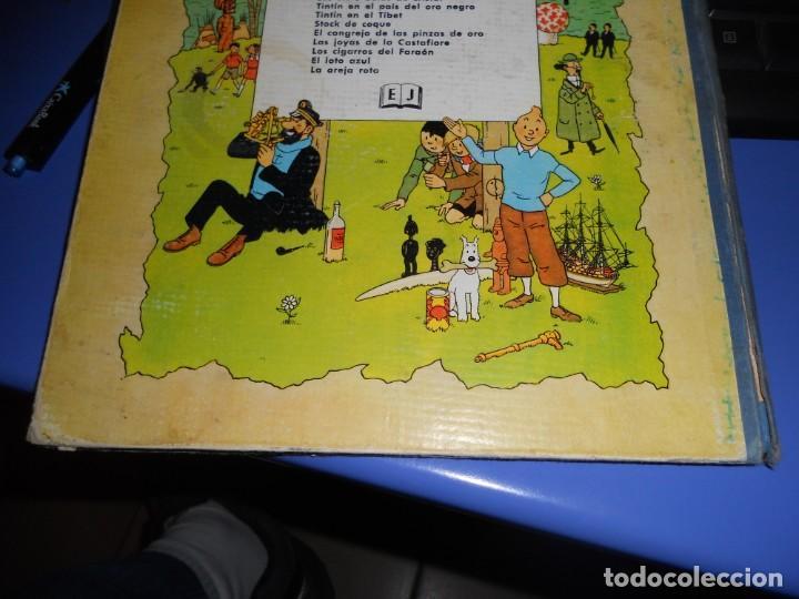 Cómics: tintin en el tibet edicion 1965 buen estado - Foto 7 - 219647998