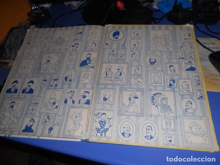 Cómics: tintin en el tibet edicion 1965 buen estado - Foto 8 - 219647998