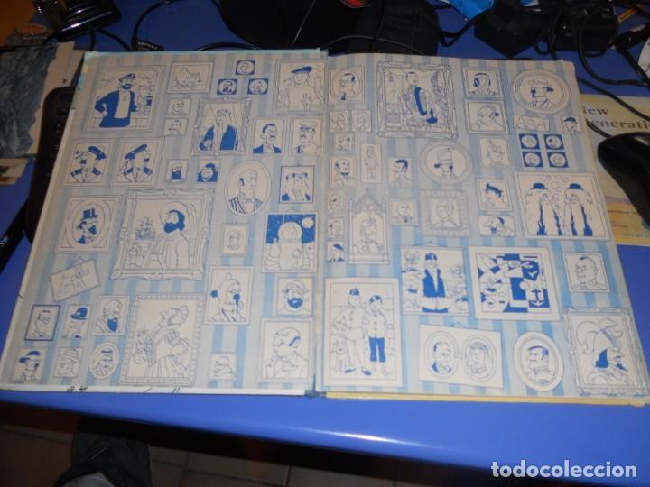 Cómics: tintin en el tibet edicion 1965 buen estado - Foto 10 - 219647998