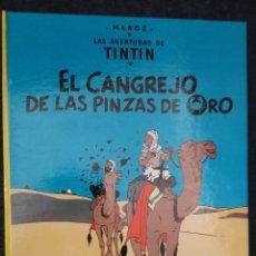 Fumetti: TINTIN EL CANGREJO DE LAS PINZAS DE ORO 18 EDICION AÑO 1998. Lote 219717107