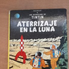 Cómics: TINTÍN- ATERRIZAJE EN LA LUNA. Lote 220381256
