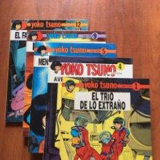 Cómics: YOKO TSUNO EDITORIAL JUVENTUD. Lote 220563928
