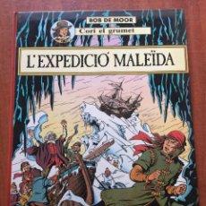 Cómics: CORI EL GRUMET Nº 1 EDITORIAL JUVENTUD CATALÁN. Lote 220712946