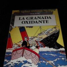 Cómics: LA GRANADA OXIDANTE - DICK BRIEL - PROFESOR PALMERA. Lote 220745187