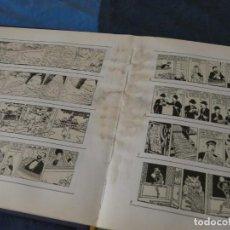 Cómics: TINTIN PEQUEÑAS MACHAS DE HUMEDAD EL TEMPLO DEL SOL VERSION ORIGINAL 1991 VER FOTOS. Lote 221357623