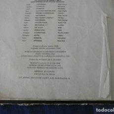 Cómics: TINTIN ESTADO TOLERABLE SEGUNDA EDICION 1968 MISTERIO TOISON DE ORO. Lote 221358172