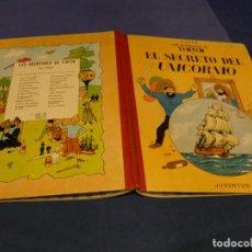 Comics : TINTIN Y EL SECRETO DEL UNICORNIO 1972 BUEN ESTADO MUY BONITO QUINTA EIDICON. Lote 221385296