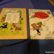 Cómics: TINTIN ALTIBET SEGONA EDICIO CATALA 1970 ESTADO CORRECTO. Lote 221386932