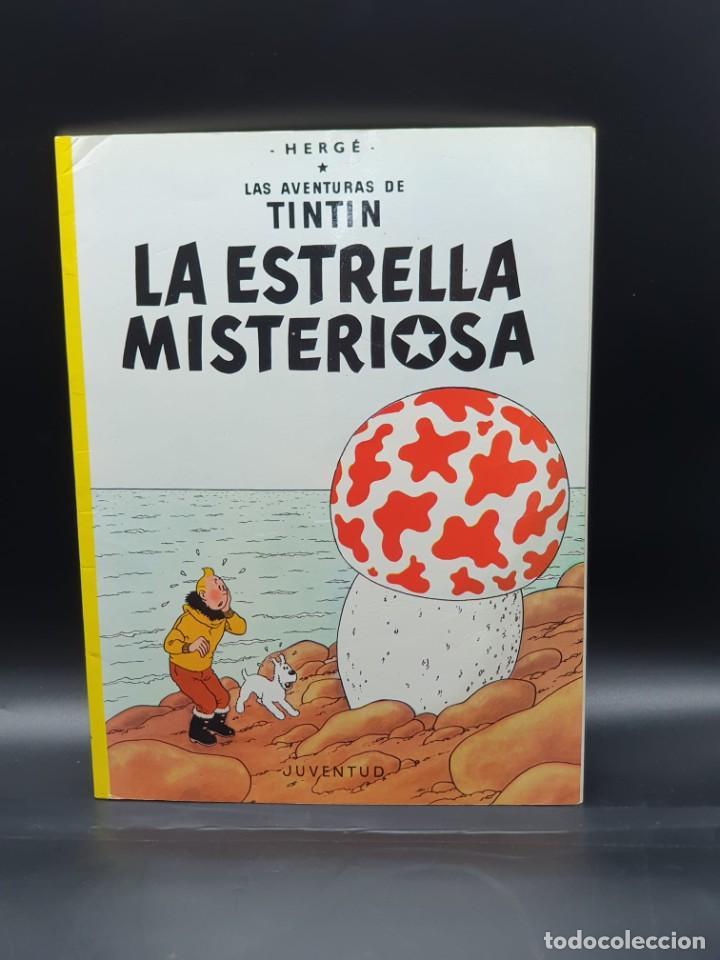 LAS AVENTURAS DE TINTIN. LA ESTRELLA MISTERIOSO (Tebeos y Comics - Juventud - Tintín)